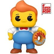 Simpsons Lard Lad 6-Inch Pop! Vinyl Figure
