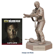 The Walking Dead Daryl Dixon Figure with Collector Magazine #2