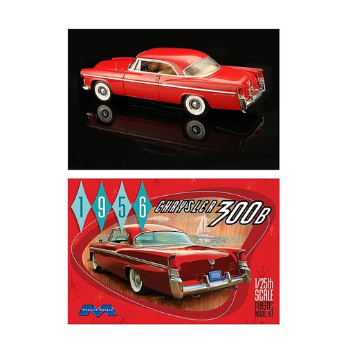 1956 Chrysler 300B Model Kit
