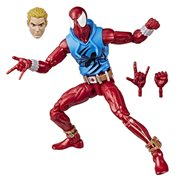 Marvel Legends Vintage Scarlet Spider-Man 6-Inch Action Figure
