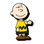 Peanuts Charlie Brown Funky Chunky Magnets