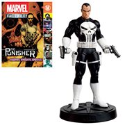Marvel Avengers Fact Files Special Punisher Statue with Collector Magazine