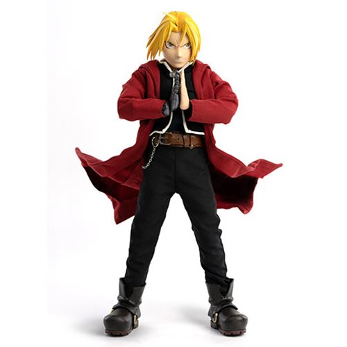 Fullmetal Alchemist: Brotherhood Edward and Alphonse Elric 1:6 Scale Action Figure 2-Pack