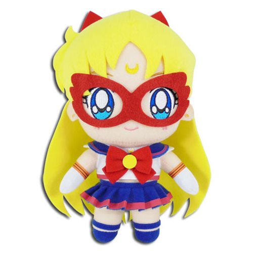 Sailor Moon Sailor Venus 8-Inch Plush
