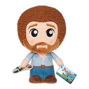 Bob Ross SuperCute Plush