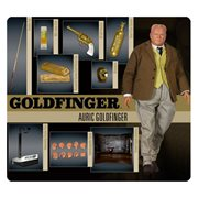 James Bond Goldfinger Auric Goldfinger 1:6 Scale Action Figure