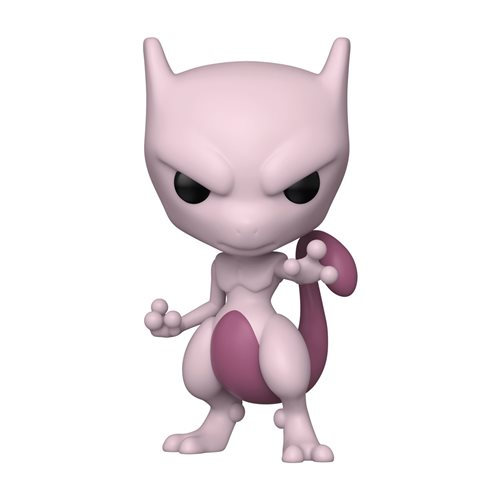 Pokemon Mewtwo Pop! Vinyl Figure, Not Mint