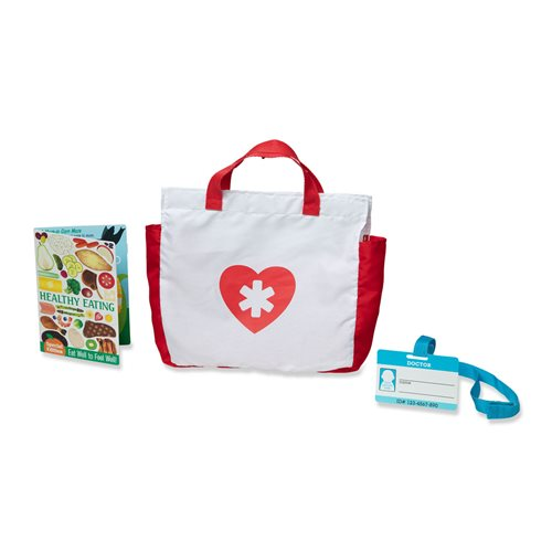 Melissa & Doug Get Well Doctor's Kit Playset