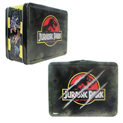 Jurassic Park Retro-Style Tin Tote Lunch Box