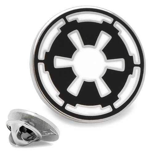 Star Wars Imperial Symbol Lapel Pin