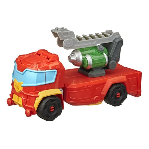 Transformers Rescue Bots Academy Rescue Power Hot Shot