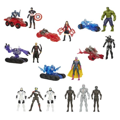 Avengers: Age of Ultron 2 1/2-Inch Action Figures Wave 3R1