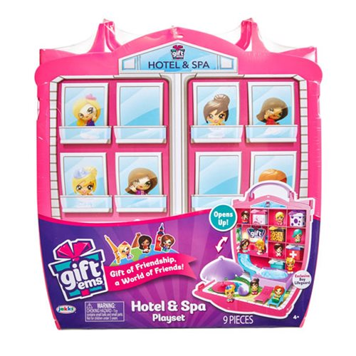 Gift 'Ems Hotel and Spa Playset
