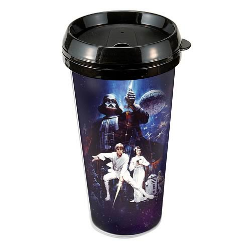 Star Wars Plastic Travel Mug
