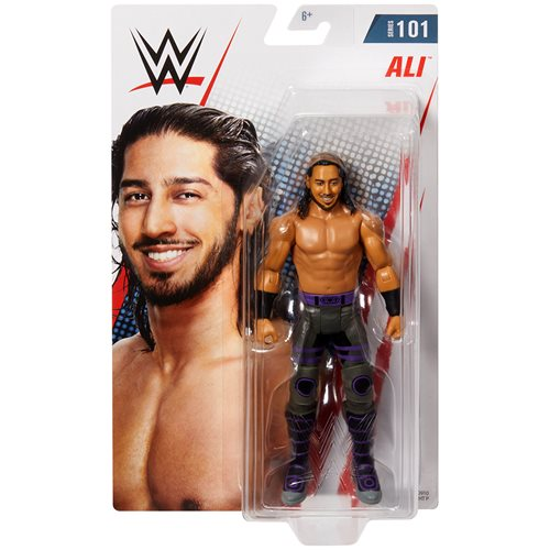 WWE Basic Figure Series 101 Action Figure Case