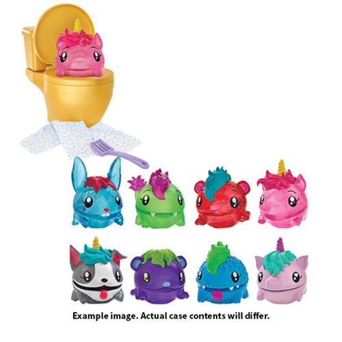 Pooparoos Surpriseroos Toilet Surprise Mini-Figure Case
