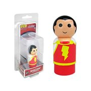 Shazam Pin Mate Wooden Figure