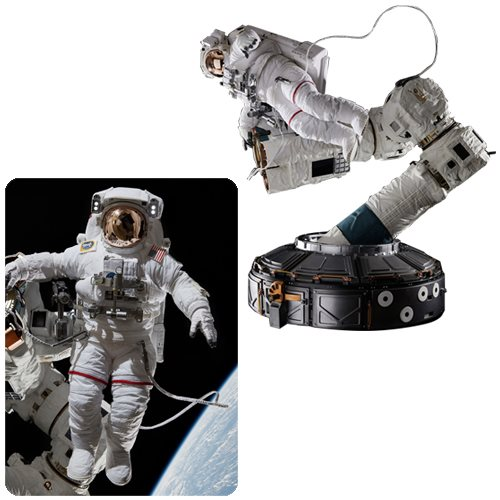 The Real Astronaut International Space Station 1:4 Scale Statue