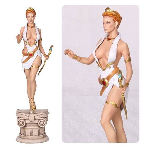 Fantasy Figure Gallery Greek Myth Collection Hera Wei Ho 1:6 Scale Resin Statue