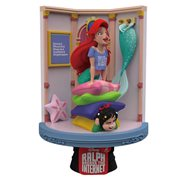 Ralph Breaks the Internet DS-023 Ariel D-Stage Series 6-Inch Statue - Previews Exclusive