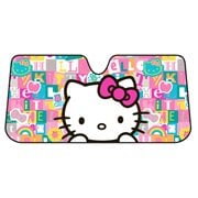 Hello Kitty Tile Art Accordion Bubble Sunshade