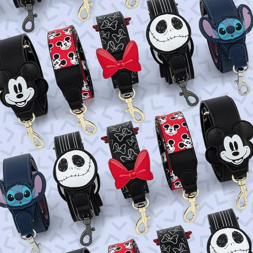 Mickey Mouse Reversible Bag Strap