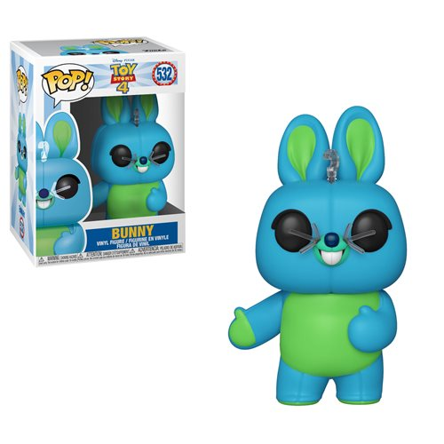 Toy Story 4 Bunny Pop! Vinyl Figure