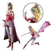 Final Fantasy Dissidia Terra Branford Play Arts Kai Action Figure