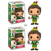 Elf Buddy Pop! Vinyl Figure #484, Not Mint