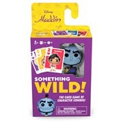 Aladdin Something Wild Pop! Card Game - English Edition