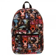 X-Men Sublimated Backpack