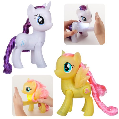 My Little Pony Shining Friends Figures Wave 2 Set