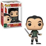 Mulan as Ping Pop! Vinyl Figure