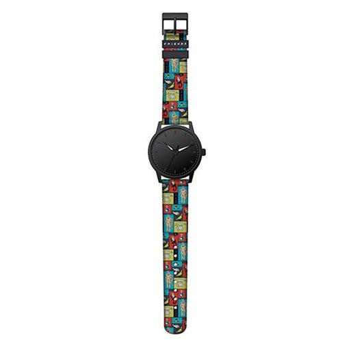 Friends Icons Print Watch