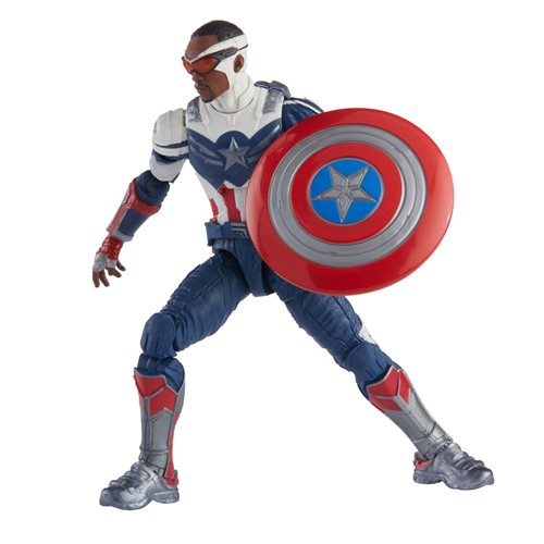 Avengers 2021 Marvel Legends 6-Inch Captain America: Sam Wilson Action Figure
