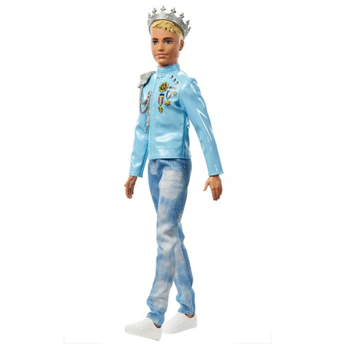 Barbie Princess Adventure Prince Doll