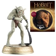 The Hobbit Grinnah The Goblin Figure with Collector Magazine #20