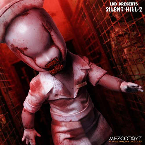 LDD Presents Silent Hill 2: Bubble Head Nurse 10-Inch Doll