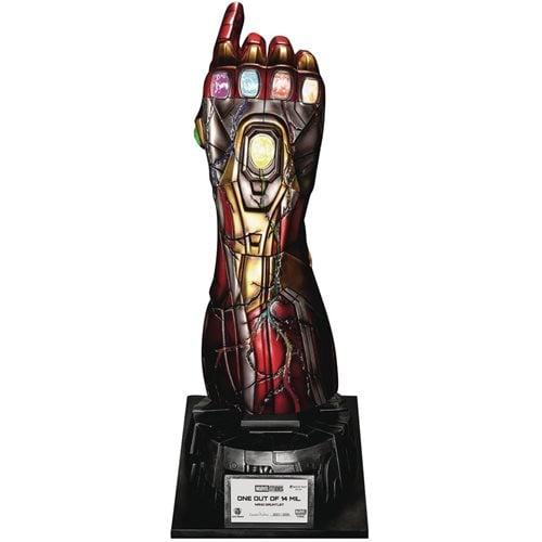 Avengers Nano Gauntlet MC-026 Master Craft Statue