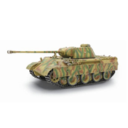 Panther Tank 1:72 Scale Model Kit