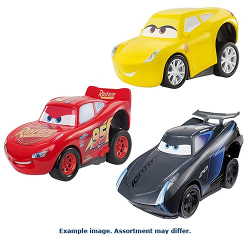 Cars 3 Revvin' Action Vehicle Case