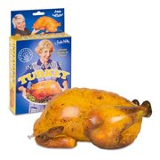 Inflatable Turkey in Tin