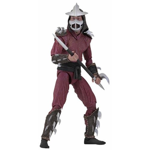 Teenage Mutant Ninja Turtles 1990 Movie Shredder 1 4 Scale Action