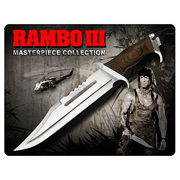 Rambo III Standard Edition Knife Prop Replica