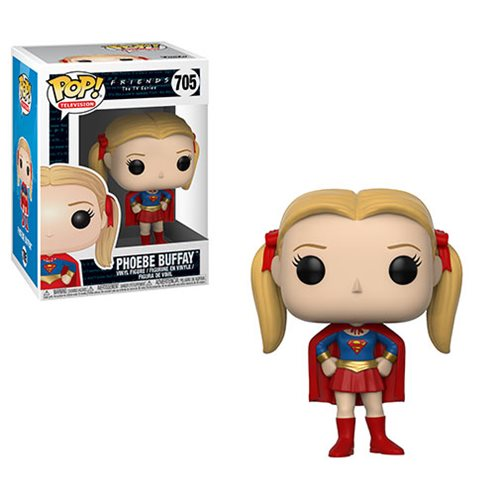 Friends Phoebe Buffay as Supergirl Pop! Vinyl Figure #705