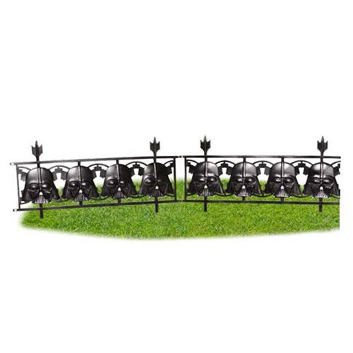 Star Wars Darth Vader Fence 2-Pack