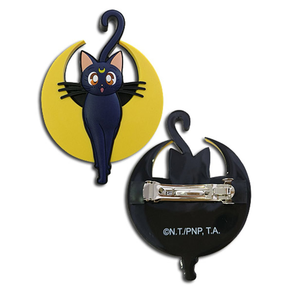 3 Great Eastern Entertainment Sailor Moon Luna Button