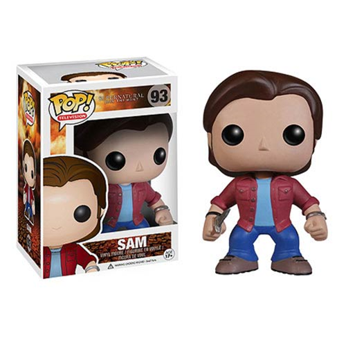 Supernatural Sam Winchester Pop! Vinyl Figure