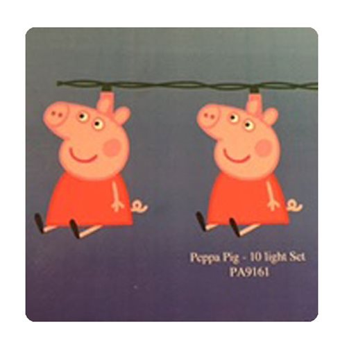 Peppa Pig Light Set