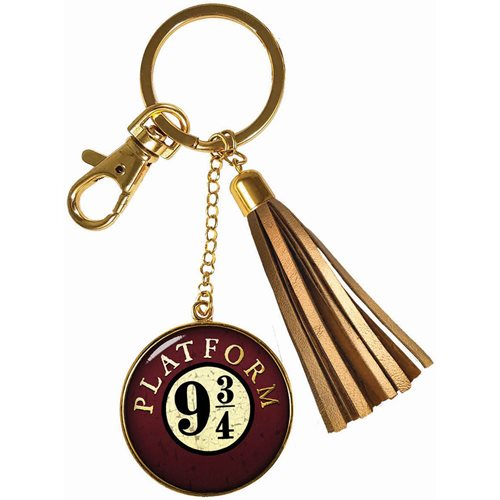 Harry Potter Platform 9 3/4 Key Chain